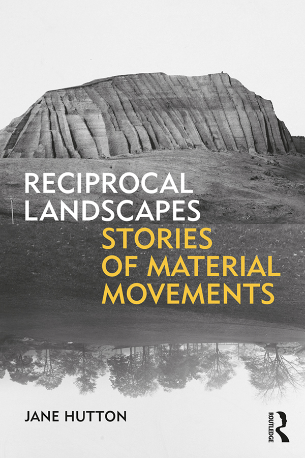 Reciprocal Landscapes: Stories of Material Movements book cover
