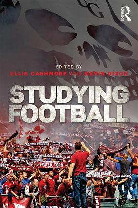 Studying Football: 1st Edition (Paperback) book cover