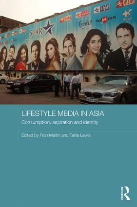 Lifestyle Media in Asia: Consumption, Aspiration and Identity (Hardback) book cover