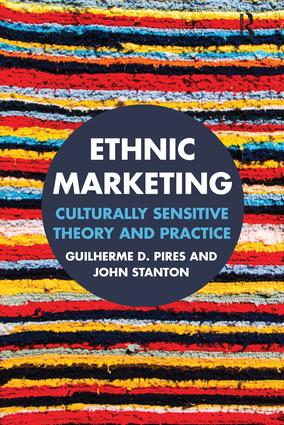 Ethnic Marketing: 1st Edition (Paperback) book cover