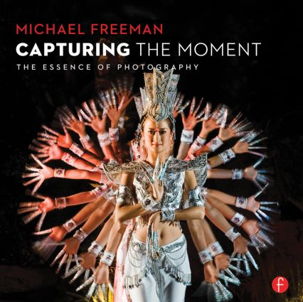 Capturing The Moment: The Essence of Photography book cover