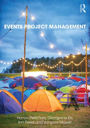 Events Project Management book cover