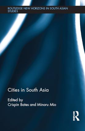 Cities in South Asia book cover