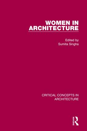 Women in Architecture: 1st Edition (Hardback) book cover