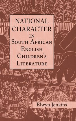 National Character in South African English Children's Literature book cover