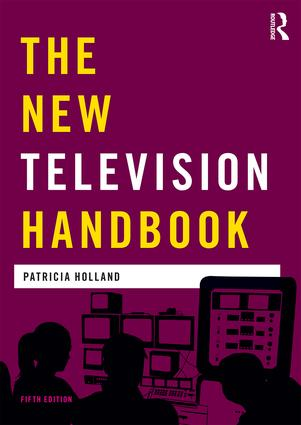 The New Television Handbook: 5th Edition (Paperback) book cover