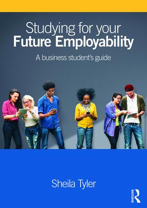 Studying for your Future Employability: A business student's guide book cover