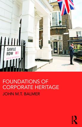 Foundations of Corporate Heritage book cover