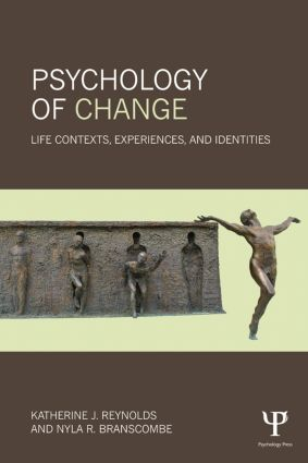 Psychology of Change: Life Contexts, Experiences, and Identities, 1st Edition (Paperback) book cover