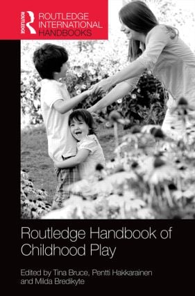 The Routledge International Handbook of Early Childhood Play book cover