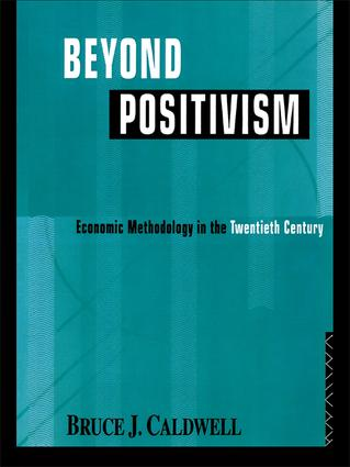 Beyond Positivism: 1st Edition (Hardback) book cover