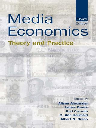 The Economics of Online Media