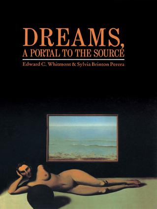 Dreams, A Portal to the Source (Hardback) book cover