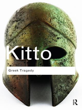 Greek Tragedy book cover