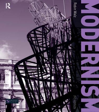 Modernism: 2nd Edition (Hardback) book cover