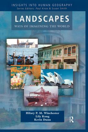 Landscapes: Ways of Imagining the World, 1st Edition (Hardback) book cover