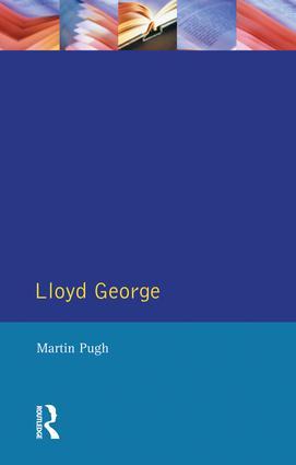 Lloyd George: 1st Edition (Hardback) book cover