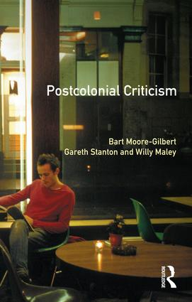 Postcolonial Criticism: 1st Edition (Hardback) book cover