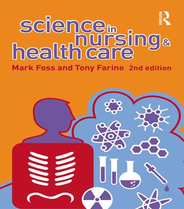 Science in Nursing and Health Care: 2nd Edition (Hardback) book cover