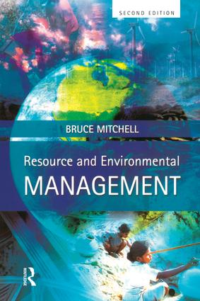 Resource and Environmental Management: 2nd Edition (Hardback) book cover