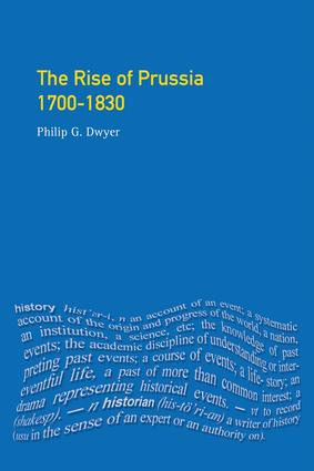 Piety, politics and society: Pietism in eighteenth-century Prussia