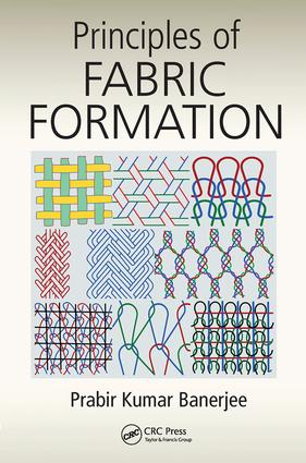 Principles of Fabric Formation: 1st Edition (Paperback) book cover