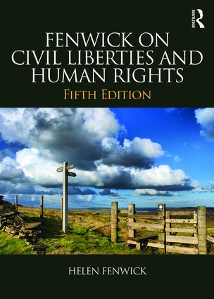 Fenwick on Civil Liberties & Human Rights: 5th Edition (Paperback) book cover