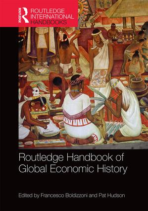 Routledge Handbook of Global Economic History book cover