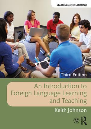 An Introduction to Foreign Language Learning and Teaching book cover