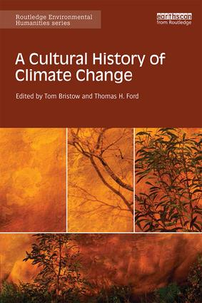 A Cultural History of Climate Change book cover