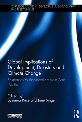 Global Implications of Development, Disasters and Climate Change: Responses to Displacement from Asia Pacific book cover