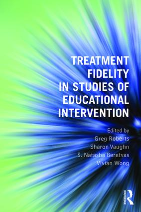 Treatment Fidelity in Studies of Educational Intervention book cover