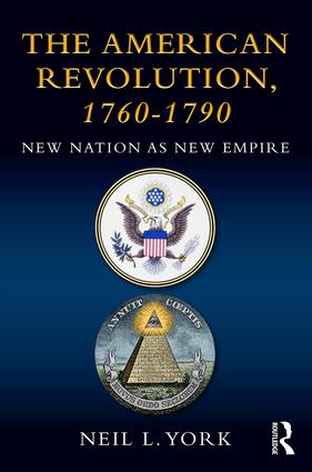 The American Revolution: New Nation as New Empire book cover
