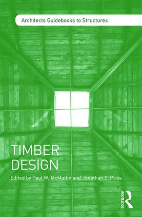 Timber Design book cover