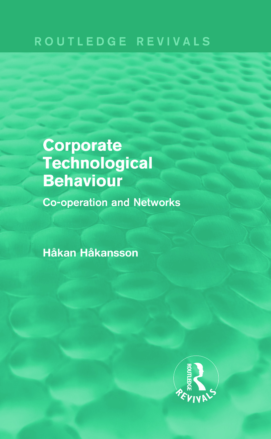 Network analysis for corporate management