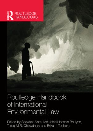 Routledge Handbook of International Environmental Law book cover