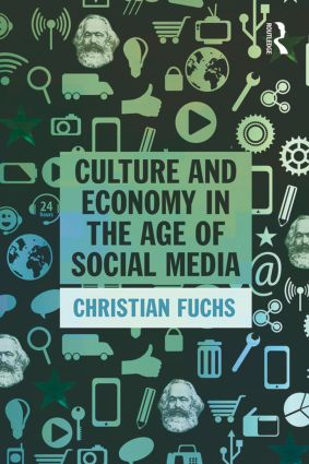 Culture and Economy in the Age of Social Media (Paperback) book cover