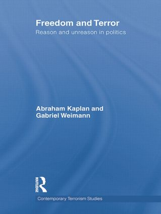Freedom and Terror: Reason and Unreason in Politics, 1st Edition (Paperback) book cover
