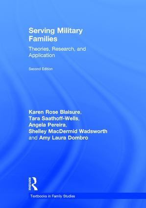 Serving Military Families: Theories, Research, and Application, 2nd Edition (Hardback) book cover