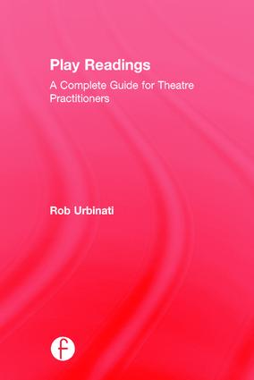 Acting in a Play Reading
