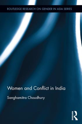 Women and Conflict in India book cover