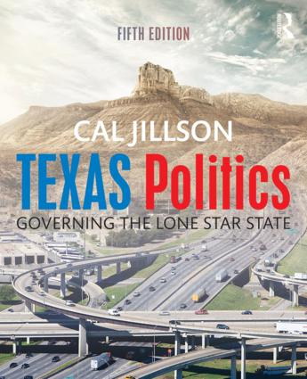 Texas Politics: Governing the Lone Star State book cover
