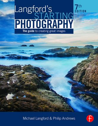 Langford's Starting Photography: The Guide to Creating Great Images book cover