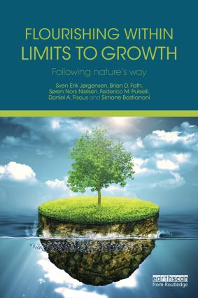 Flourishing Within Limits to Growth: Following nature's way book cover