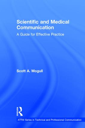 Scientific and Medical Communication: A Guide for Effective Practice, 1st Edition (Hardback) book cover