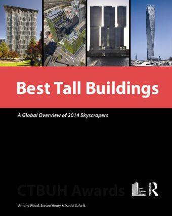 Best Tall Buildings: A Global Overview of 2014 Skyscrapers book cover