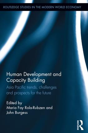 Human Development and Capacity Building: Asia Pacific trends, challenges and prospects for the future book cover