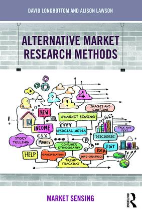 Alternative Market Research Methods: Market Sensing, 1st Edition (Paperback) book cover