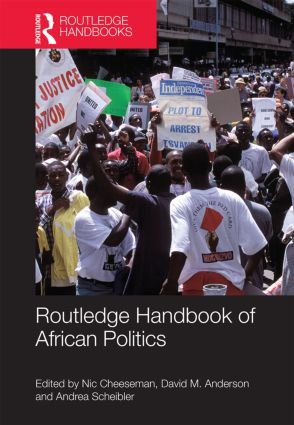 Routledge Handbook of African Politics book cover