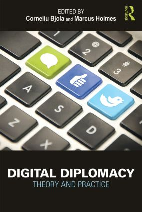 Digital Diplomacy: Theory and Practice book cover